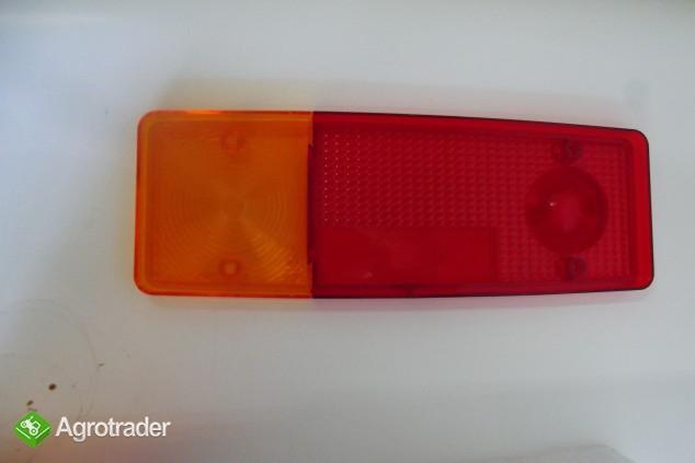 Klosz lampy tylnej lewy/prawy URSUS C 360/360-3P, Przyczepy D47,D50,HL - zdjęcie 3