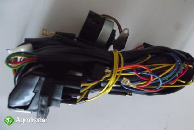 Instalacja elektryczna URSUS C 330 przystosowana do alternatora - zdjęcie 3