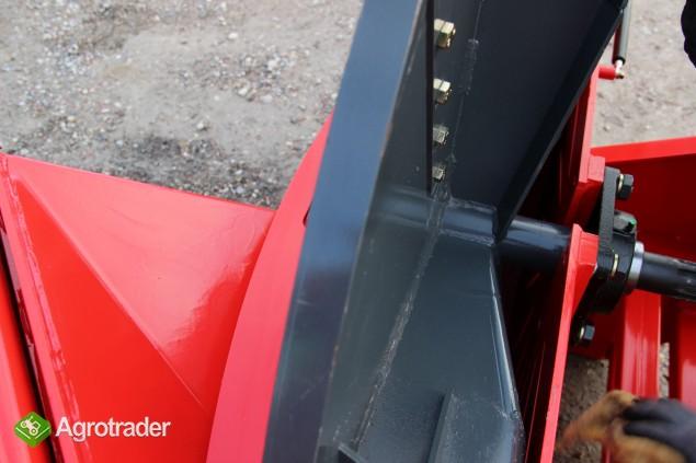 Rębak rozdrabniacz gałęzi do gałęzi BX 122RS BX-122  - zdjęcie 5