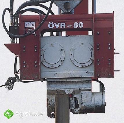 Wibromłot OVR 80S na koparkę - zdjęcie 1