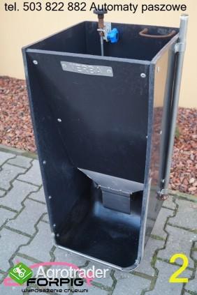 Paśnik Karmnik Automat Paszowy Wyposażenie chlewni Forpig Śrem Verba