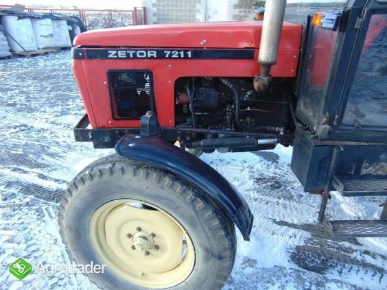 Zetor 7211 - zdjęcie 1