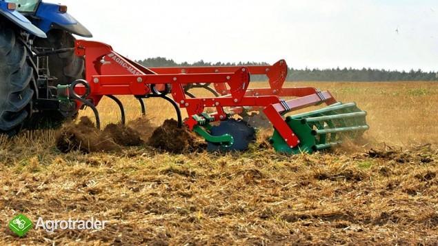 Agregat podorywkowy gruber plus AGRO-MASZ - zdjęcie 1