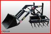 Tur ładowacz czołowy hydrauliczny III ursus c360 c 330 MF 235 255 T-25