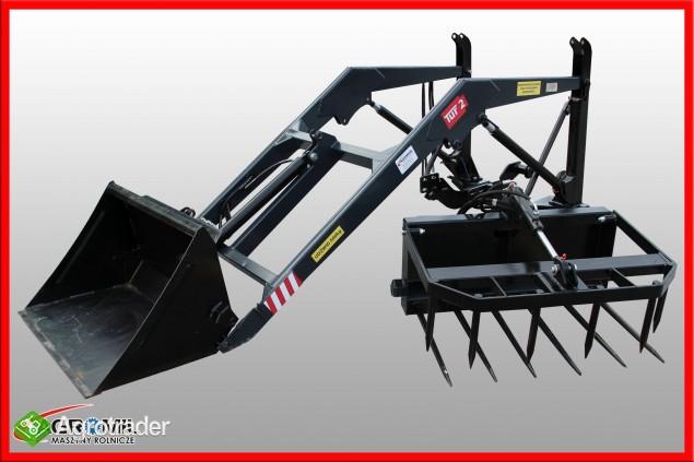 Tur ładowacz czołowy hydrauliczny III ursus c360 c 330 MF 255 T-25