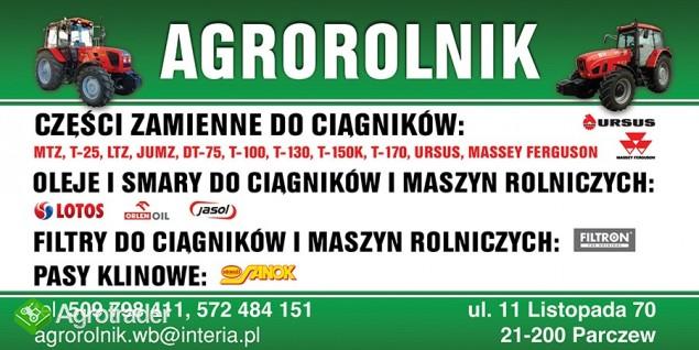 Wieniec koła zamachowego DT 75 ORYGINAŁ .  - zdjęcie 2