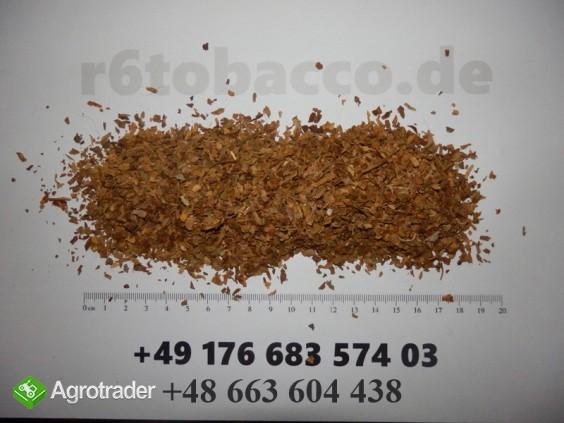 Liscie tytoniu VIRGINIA, BLEND. Strips & Hand made & Scraps. DOWÓZ. - zdjęcie 4