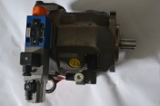 Wymianą poszczególnych elementów pompy hydraulicznej