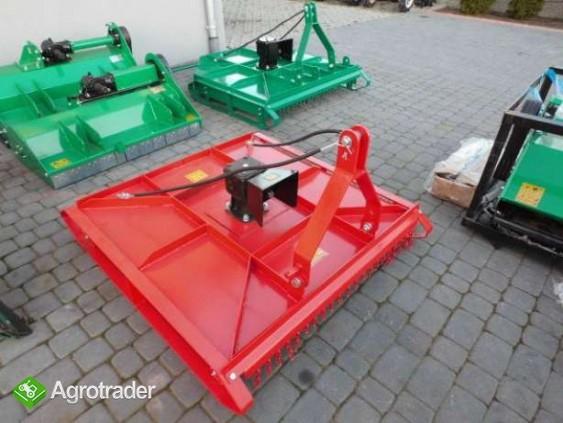 Kosiarka pielęgnacyjna rozdrabniacz mulczer 150 120 cm mini traktor  - zdjęcie 2