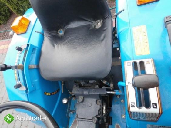 Mitsubishi MT 1800  18KM 4x4 mini traktor Kubota Yanmar Hinomoto Iseki - zdjęcie 4