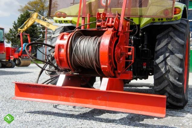 Wyciągarka hydrauliczna Poclain 60410, z Holandii