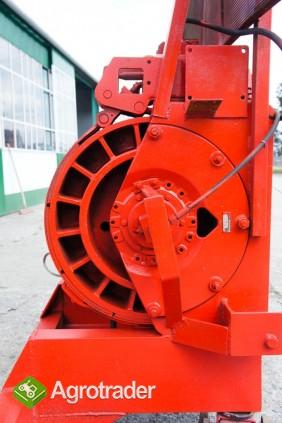 Wyciągarka hydrauliczna Poclain 60410, z Holandii - zdjęcie 4