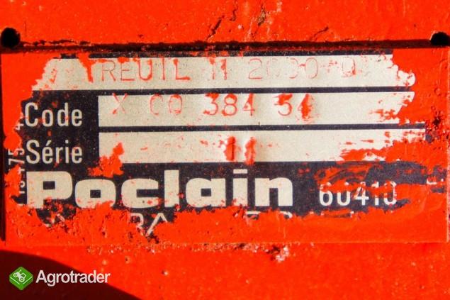 Wyciągarka hydrauliczna Poclain 60410, z Holandii - zdjęcie 7