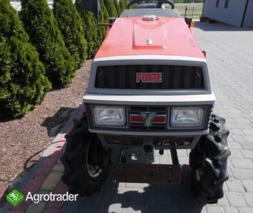 Yanmar F155 Super stan mini traktor iseki kubota hinomoto - zdjęcie 4