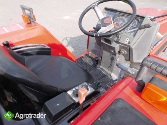 Yanmar FX255 super stan kubota iseki hinomoto mini traktor - zdjęcie 1