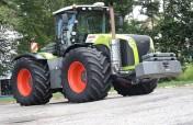 CLAAS XERION 5000 - AUTO PILOT - CEBIS - 2012 ROK