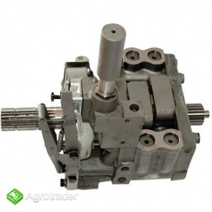 Pompa hydrauliczna tłoczkowa   Massey Ferguson  - zdjęcie 1