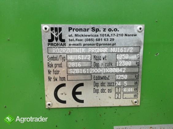 Rozrzutnik Pronar NV161/2 - zdjęcie 4