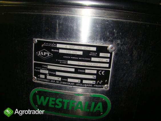 Schładzalnik do mleka - zdjęcie 6