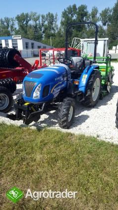 Ciągnik sadowniczy New Holland BOOMER 30 (mini traktorek, ciągniczek) - zdjęcie 2