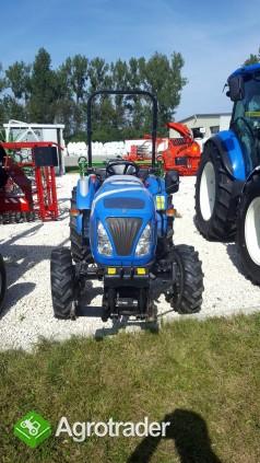 Ciągnik sadowniczy New Holland BOOMER 30 (mini traktorek, ciągniczek) - zdjęcie 3