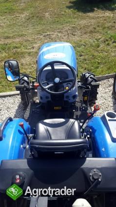Ciągnik sadowniczy New Holland BOOMER 30 (mini traktorek, ciągniczek) - zdjęcie 4
