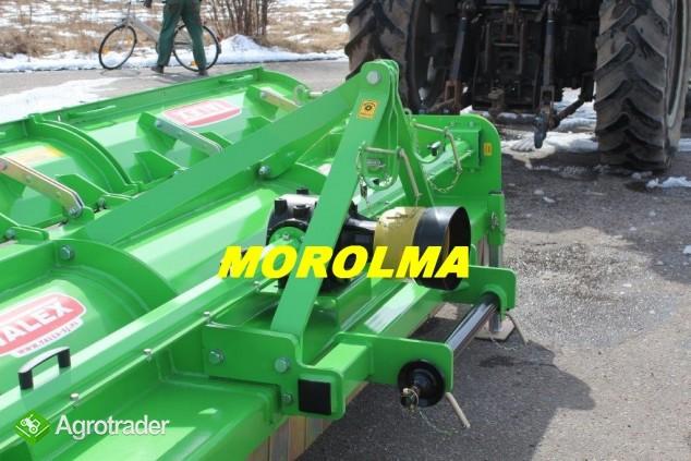 HIT Kosiarka bijakowa do kukurydzy mulczer TALEX rozdrabniacz LEO 320 - zdjęcie 1