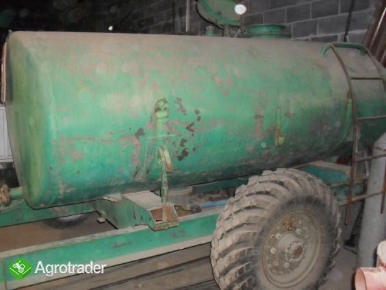 Beczka z pompa do ciągnika 5000litrów - zdjęcie 2