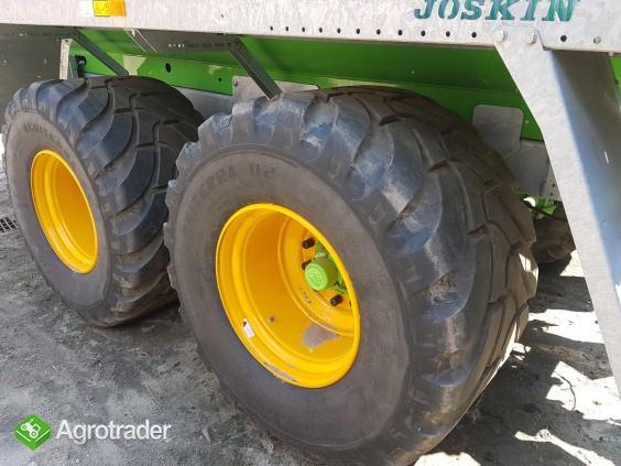 Wóz asenizacyjny JOSKIN KOMFORT 2 18000TS - OKAZJA! - zdjęcie 4