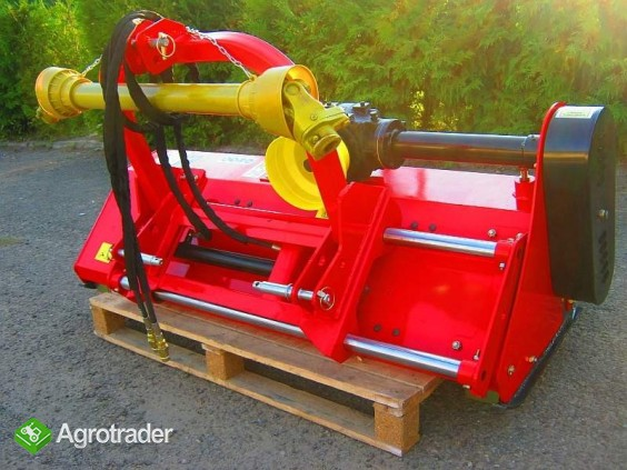 KOSIARKA bijakowa przesuwna hydraulicznie,  szerokość 155cm, bijak 800 - zdjęcie 2