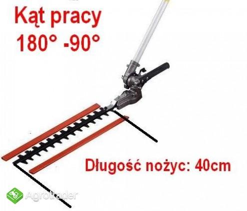 Pilarka spalinowa na wysięgniku - OKRZESYWARKA 315 cm  . Moc 2.7 KM - zdjęcie 6