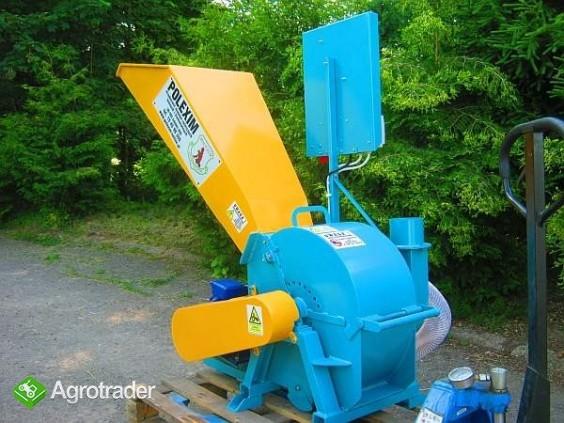 MŁYN BIJAKOWY 11 kW, 300-800 kg/h, z własnym odciągiem - zdjęcie 2