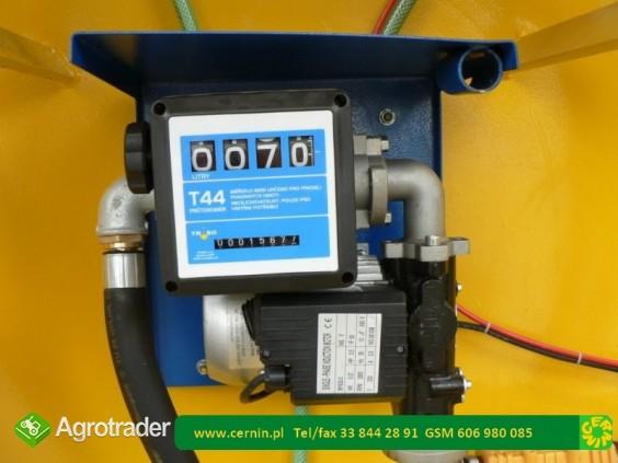 Zbiornik na paliwo na przyczepie 10000 litrów - zdjęcie 1