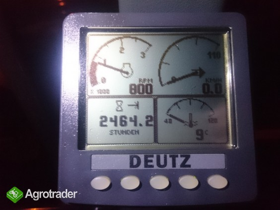 Mtz Belarus 1523.4 Jedyny taki na Agrotrader 2010 r  160 km - zdjęcie 8