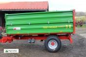 Wywrotka rolnicza Pronar T 654/1 przyczepa jednoosiowa 3,5t