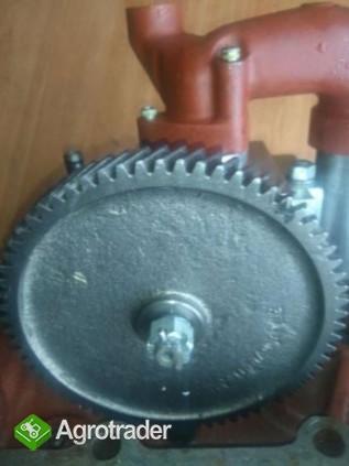 Tryb napędu pompy hydraulicznej Massey Ferguson 3655,3670,3680,3690