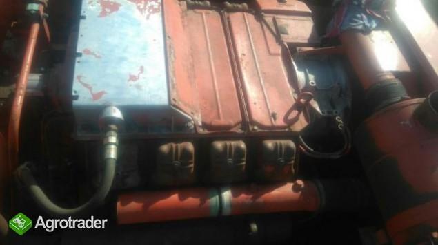 Czesci Deutz Fahr 1600,1610,1620,1630 wytrzasacze,silnik,hydrostat, - zdjęcie 2