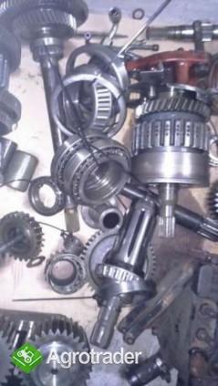 Case mx 110,120,135,140 170 silnik, części skrzyni biegów - zdjęcie 1