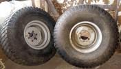 Koła do ciągnika rolniczego  13,6-16 MULTI TRAC używane Titan