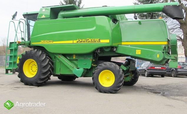 JOHN DEERE 9640 WTS - GREENSTAR - zdjęcie 1