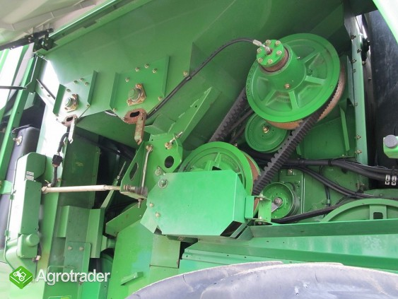 JOHN DEERE 9640 WTS - GREENSTAR - zdjęcie 5