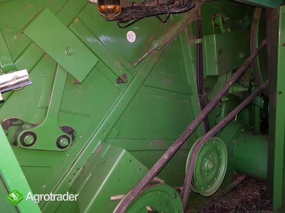 JOHN DEERE 9640 WTS - GREENSTAR - zdjęcie 15