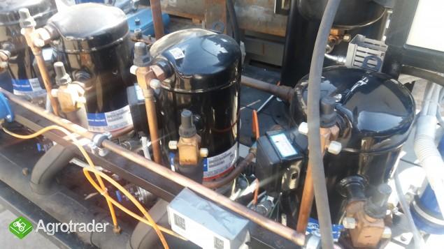 Parownik chłodniczy Termokey 100kW agregat chłodniczy sprężarka  - zdjęcie 2