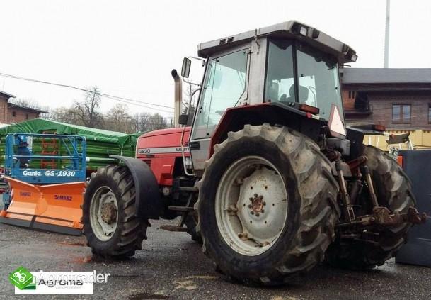 Ciągnik kołowy MASSEY FERGUSON 3630 rolniczy używany 135KM - zdjęcie 2