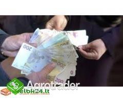 Pożyczka między poważną i uczciwą osobą