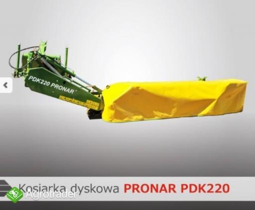 Kosiarka dyskowa PRONAR PDK 220 KAMIX