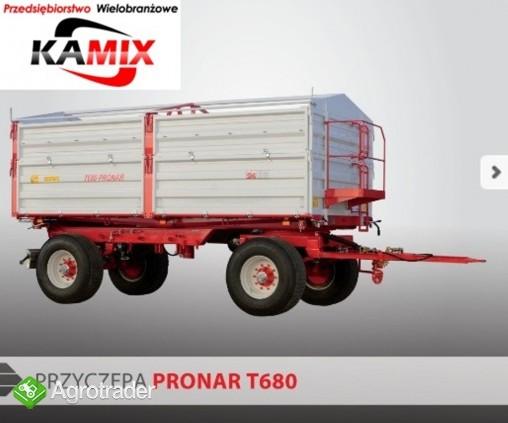 przyczepa rolnicza Przyczepa PRONAR T680