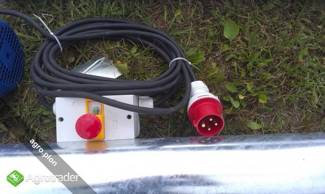 Przenośnik ślimakowy Żmijka OCYNK Fi 110 / 130 / 150 Transport - zdjęcie 3