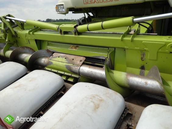 Claas Conspeed 8-75FC 2003r. przystawka do zbioru kukurydzy na ziarno  - zdjęcie 1