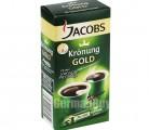 Jacobs Kronung mielonej kawy 500g dostępne z niemieckim i polskim teks